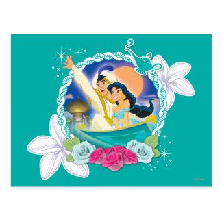 Jasmine - Ready for Adventure! Postcard