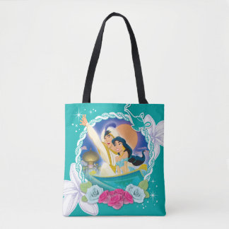Jasmine - Ready for Adventure! Tote Bag