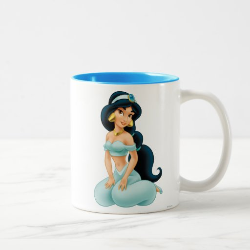 Jasmine Sitting Mug