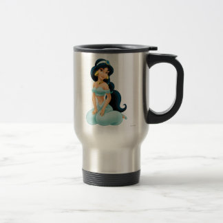 Jasmine Sitting Travel Mug
