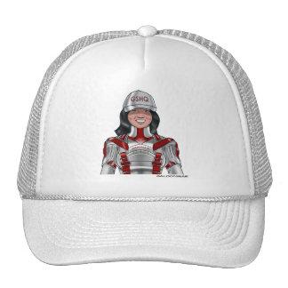 Jasmine Tanaka battlesuit Trucker Hat