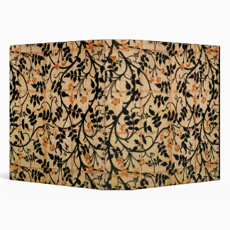 Jasmine trail curtain design, 1868-70 (printed cot 3 ring binder