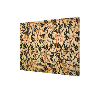 Jasmine trail curtain design, 1868-70 (printed cot canvas print