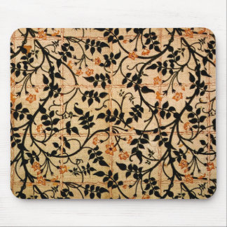 Jasmine trail curtain design, 1868-70 (printed cot mouse pad
