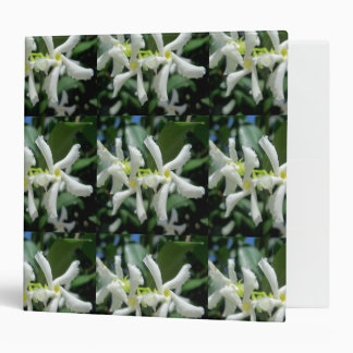Jasmine White Tubes Flower Binder