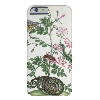 Jasmine: with snake, moth, caterpiller and chrysal barely there iPhone 6 case