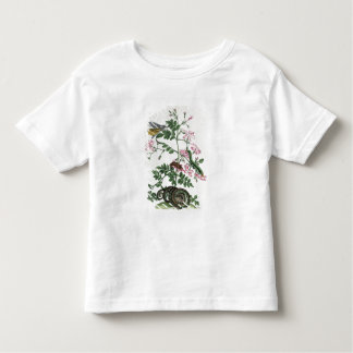 Jasmine: with snake, moth, caterpiller and chrysal toddler t-shirt