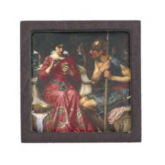 Jason and Medea Jewelry Box