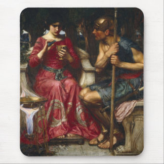 Jason and Medea Mouse Pad