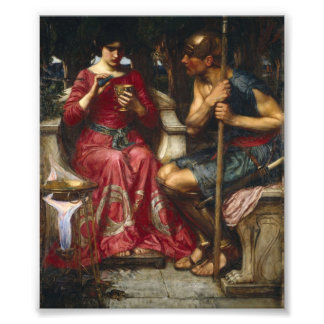 Jason and Medea Photo Print