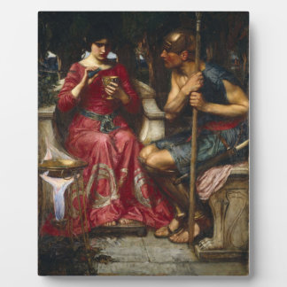Jason and Medea Plaque