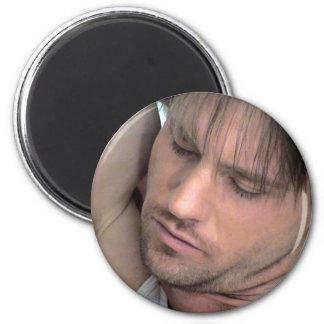 Jason Arm Veins 2 Inch Round Magnet