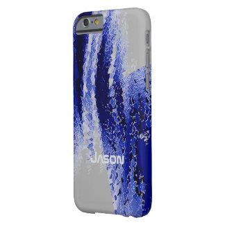 Jason Blue & Grey iPhone 6 case