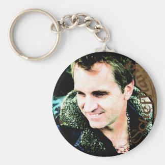 jason_cardboard_key keychain