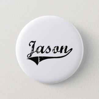 Jason Classic Style Name Button