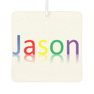 Jason Color Air Freshener