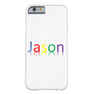Jason Color Phone Cover
