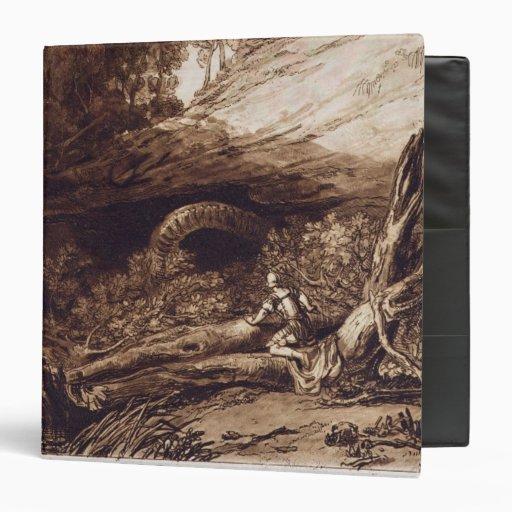 Jason, engraved by Charles Turner (1773-1857) (eng Vinyl Binder