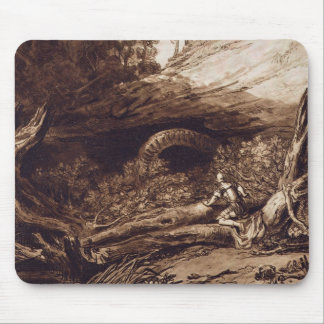 Jason, engraved by Charles Turner (1773-1857) (eng Mouse Pad