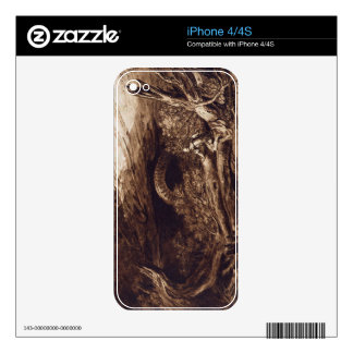 Jason, engraved by Charles Turner (1773-1857) (eng Skins For The iPhone 4
