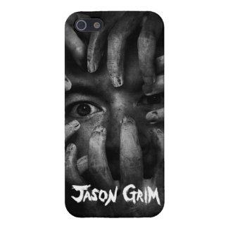 "Jason Grim ""Figure Ten"" Iphone Case"