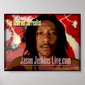 Jason Jenkins Live.ning.com Poster