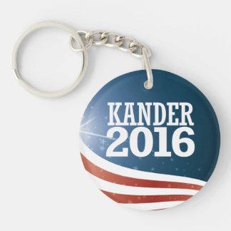 Jason Kander 2016 Keychain