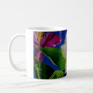 "Jason M Silverman "" Lilies"" Mug"