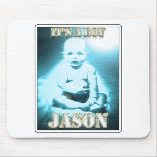 JASON MOUSE PAD