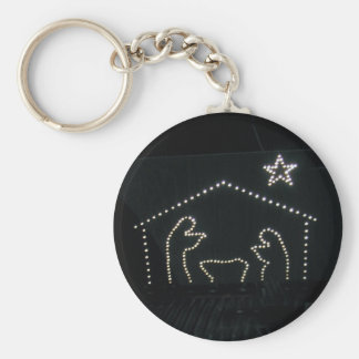 Jason Nativity Keychain
