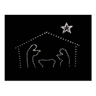 Jason Nativity Post Card
