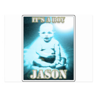 JASON POSTCARD
