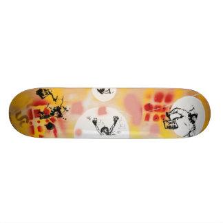 Jason Smithson Designer #3 Custom Skateboard