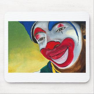 Jason the Clown Mouse Mat