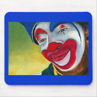 Jason the Clown Mousepads