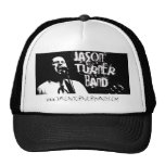 JASON TURNER BAND TRUCKER HAT