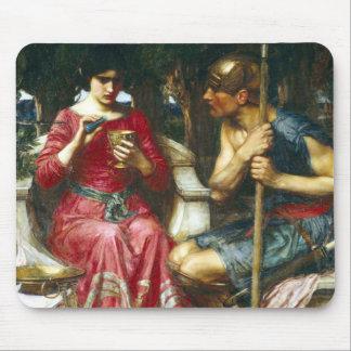 Jason y Medea del Waterhouse de Juan Tapetes De Ratones