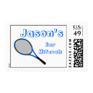 Jason's, Bar Mitzvah Stamps