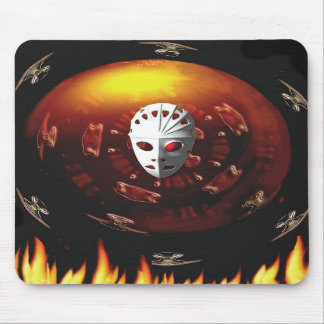 Jason's Hell - Graphic Mouse Pad