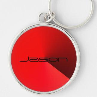 Jason's Red keychain style