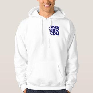 JasonSereno.com Tri-Level Logo (Pocket) Sweatshirts
