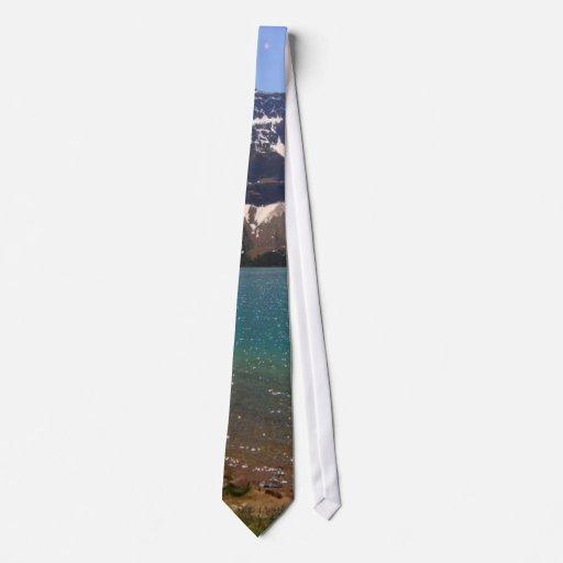 Jasper Canada Lakes Mountains Custom Ties