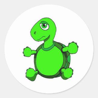 Jasper E Turtle Sticker