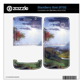 Jasper Francis Cropsey - Autumn - On the Hudson Ri BlackBerry Bold 9700 Skin