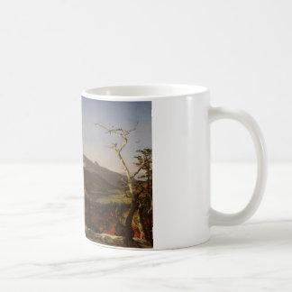 Jasper Francis Cropsey - Catskill Mountain House Coffee Mug