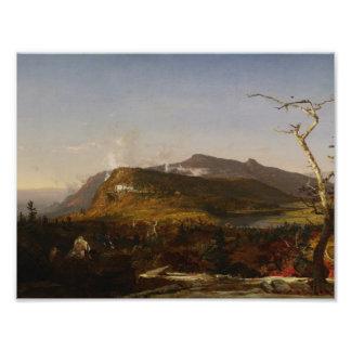 Jasper Francis Cropsey - Catskill Mountain House Photo Print