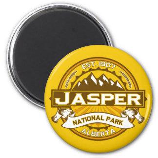 Jasper Goldenrod Magnet