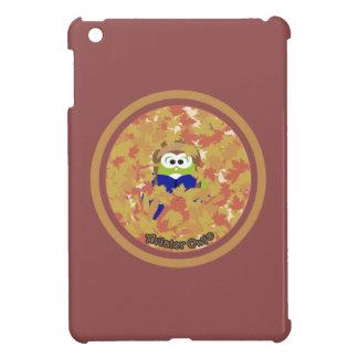 Jasper in Leaves iPad Mini Cases