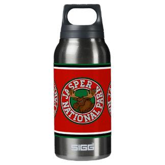 Jasper Moose Circle Insulated Water Bottle