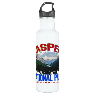 Jasper National Park, Alberta Canada 24oz Water Bottle